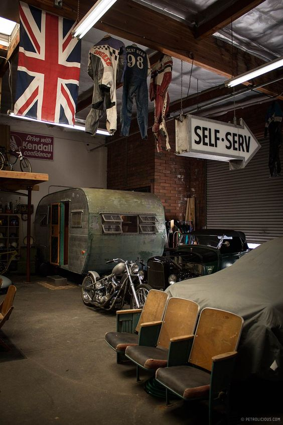 Gallery: Man's Cave